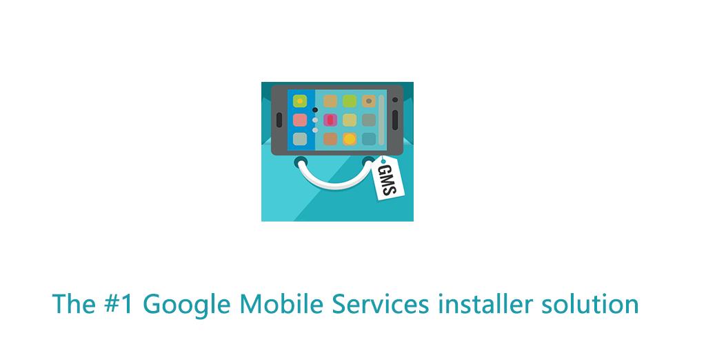 GMS Installer 1 1 01 Baixar APK para Android - Aptoide