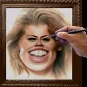 Caricatures Warp Face Cartoon