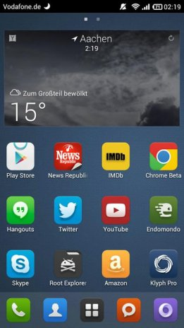MIUI Theme Solo Launcher 1 0 Download APK for Android - Aptoide