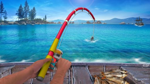 Reel Fishing Simulator 2018 - Ace Fishing screenshot 2