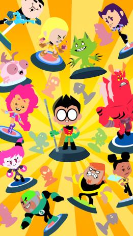 Teeny Titans Teen Titans Go 1 2 1 Descargar Apk Para Android