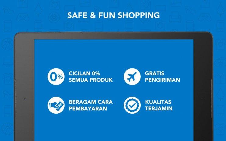 Blibli belanja online shop ala mall 505 descarregar o apk para blibli com belanja online shop ala mall screenshot 3 stopboris Gallery
