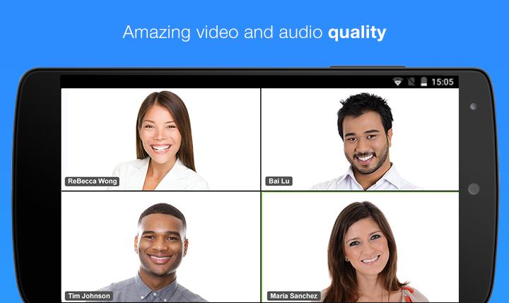 ZOOM Cloud Meetings screenshot 6
