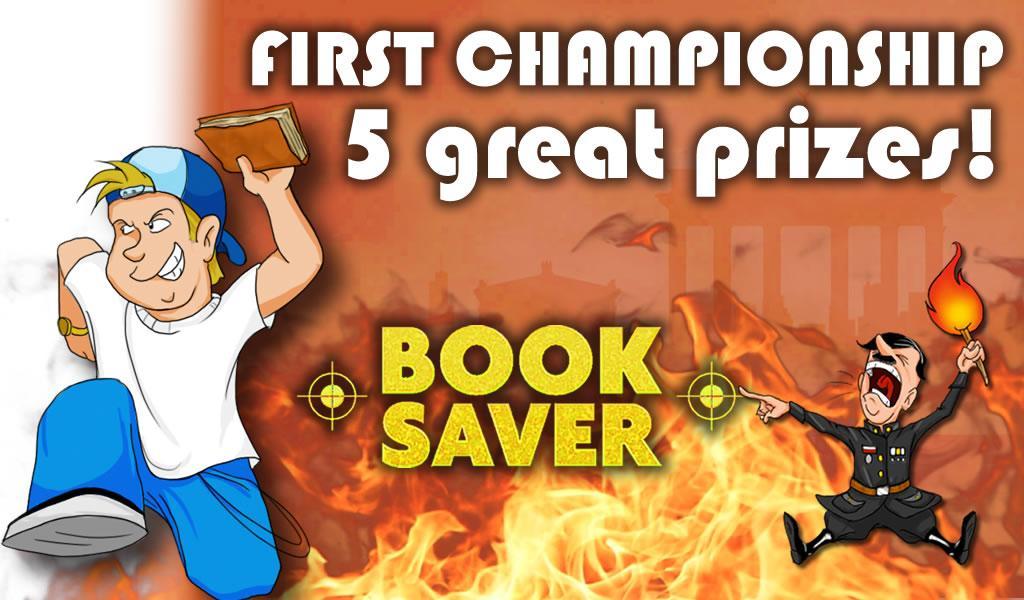 Book Saver screenshot 1