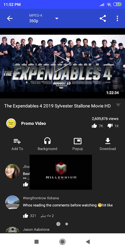 Watch Free Movies & TV Shows screenshot 3