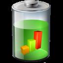 Battery Saver Charts And Stats