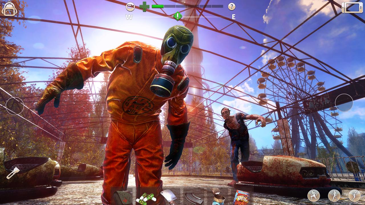 Radiation City screenshot 1
