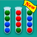 Bubble Sort 3D - Color Puzzle Game