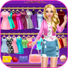 Trendy Fashion Styles Dress Up Icon