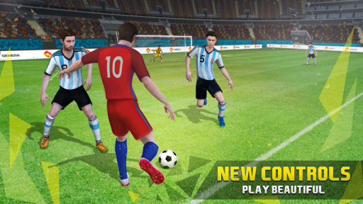 Soccer Star 2018 World Legend screenshot 3