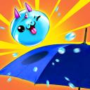 Dropy Fall! - Smash & Hit the Umbrella