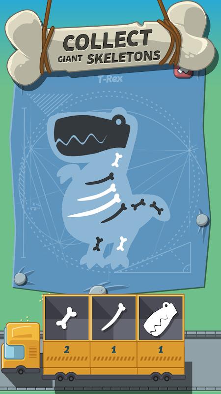 Crazy Dino Park screenshot 2