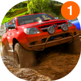 Offroad Pickup Truck Driving Simulator Icon
