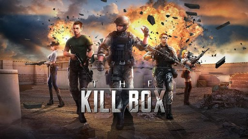 The Killbox: Arena Combat Asia screenshot 1