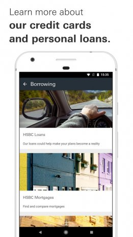 HSBC UK Mobile Banking 2 19 0 Download APK for Android - Aptoide