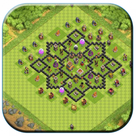 town hall 8 base layouts 1 1 download apk for android aptoide