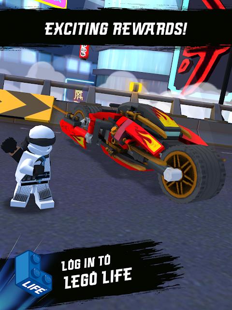 LEGO® NINJAGO®: Ride Ninja screenshot 7