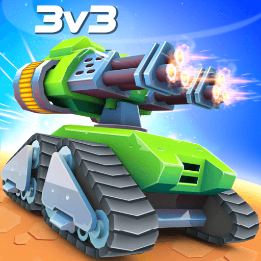 Tanks A Lot! - Realtime Multiplayer Battle Arena