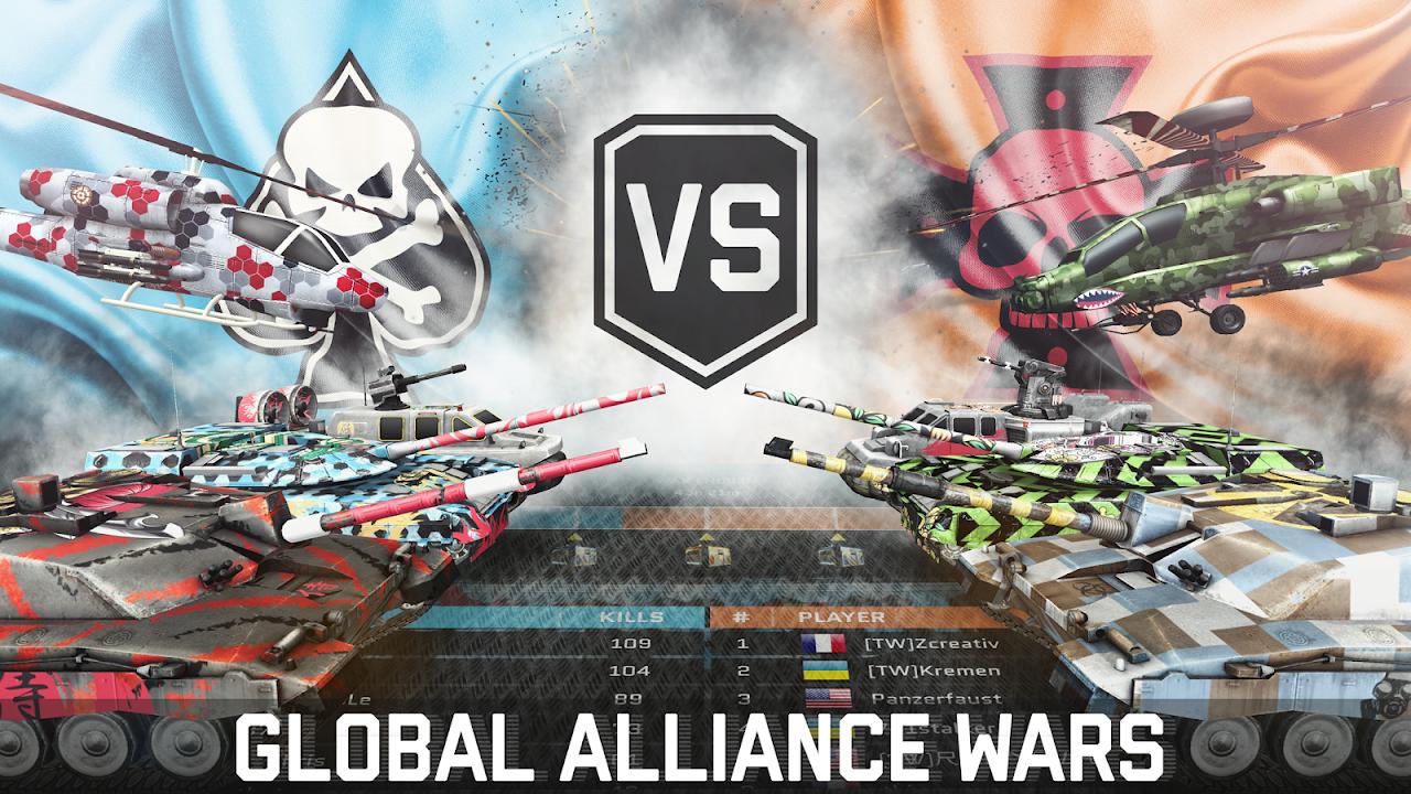 Massive Warfare: Aftermath screenshot 1