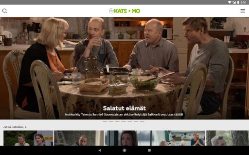 MTV Katsomo screenshot 6