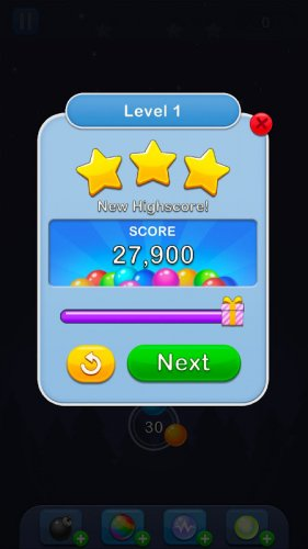 Bubble Pop! Puzzle Game Legend screenshot 1