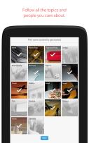 Flipboard: News For Any Topic Screenshot