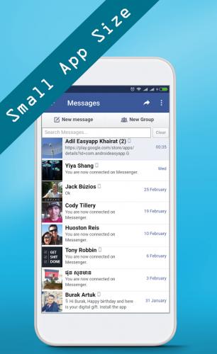 Fast For Facebook Lite 2 6 1 Download Android Apk Aptoide