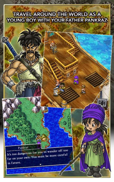 DRAGON QUEST V screenshot 2