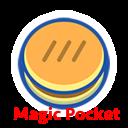 Magic pocket. Theme for CM Launcher