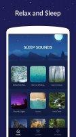 Sleep Sounds Screen