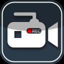 videoregistratore di sfondo