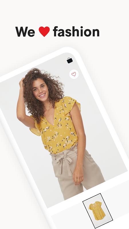 H&M - we love fashion screenshot 1