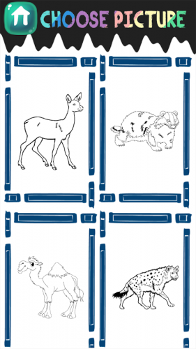 Haiwan Zoo Buku Mewarna 1 4 Muat Turun Apk Android Aptoide