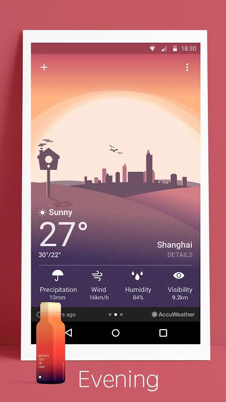 Weather - Simplicity Weather screenshot 3