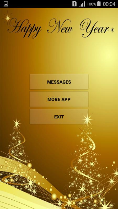 ... Happy New Year 2018 Sms Screenshot 2 ...