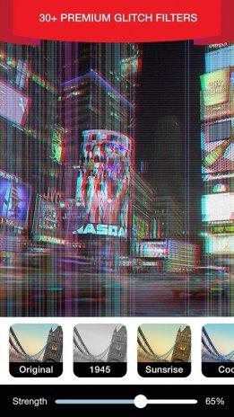 تحميل APK لأندرويد - آبتويد Glitch Video Effect Editor1 10