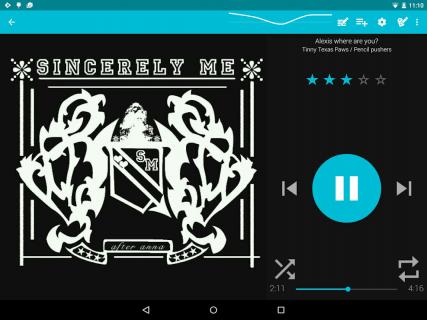 Rocket Player : Music Player screenshot 17