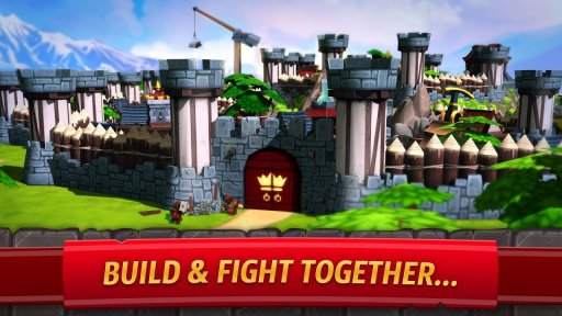 Royal Revolt 2: Tower Defense RPG and War Strategy screenshot 5