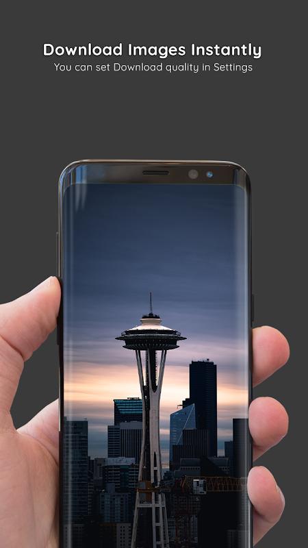 Pixel 3 Wallpapers 4K Pro Backgrounds screenshot 2