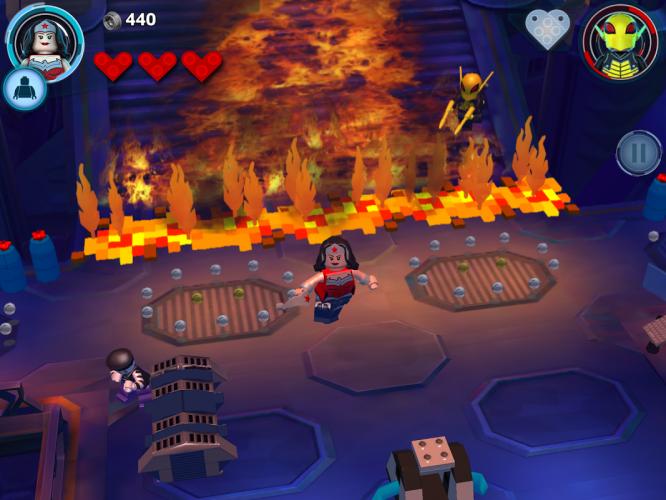 LEGO ® Batman: Beyond Gotham screenshot 6