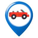 Trova auto parcheggiata: Localizzatore auto gps