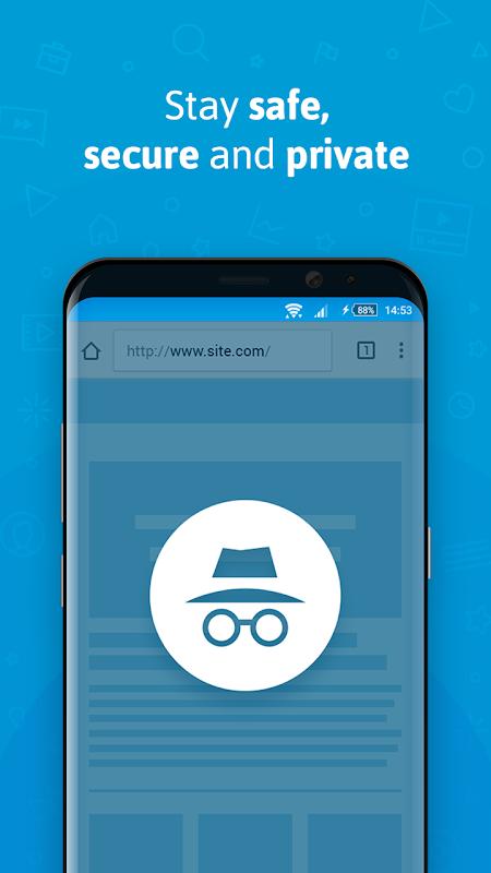 VPN - Hola Free VPN screenshot 4