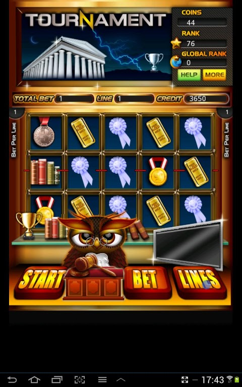 Tournament Slot Machines screenshot 2
