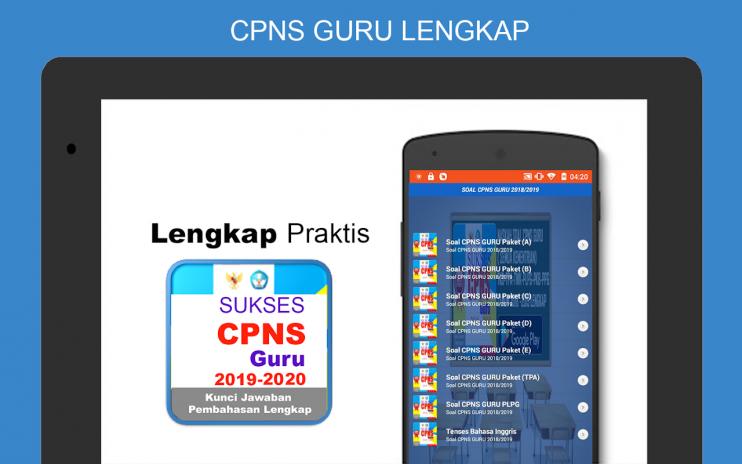 Soal Cpns Guru 2019 2020 6 4 Download Apk For Android Aptoide