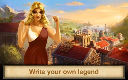 Grepolis - Divine Strategy MMO screenshot 6