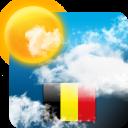 Tempo em Bélgica