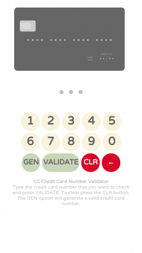 Credit Card Generator With Cvv 5 Download Apk Android Aptoide