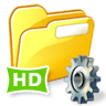 Gestor de Ficheiros HD (FTP)