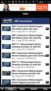 NBC Connecticut Weather 2 5 Descargar APK para Android - Aptoide