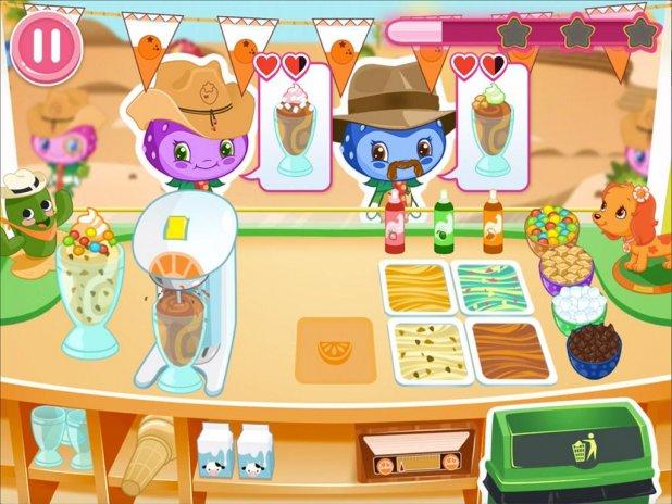Emily Erdbeer Eiscreme Insel Screenshot 1 2